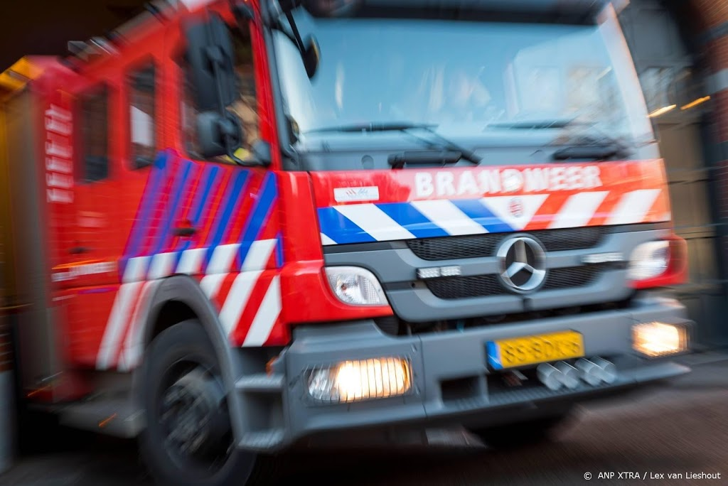 Man aangehouden in zaak woningbrand Hoorn