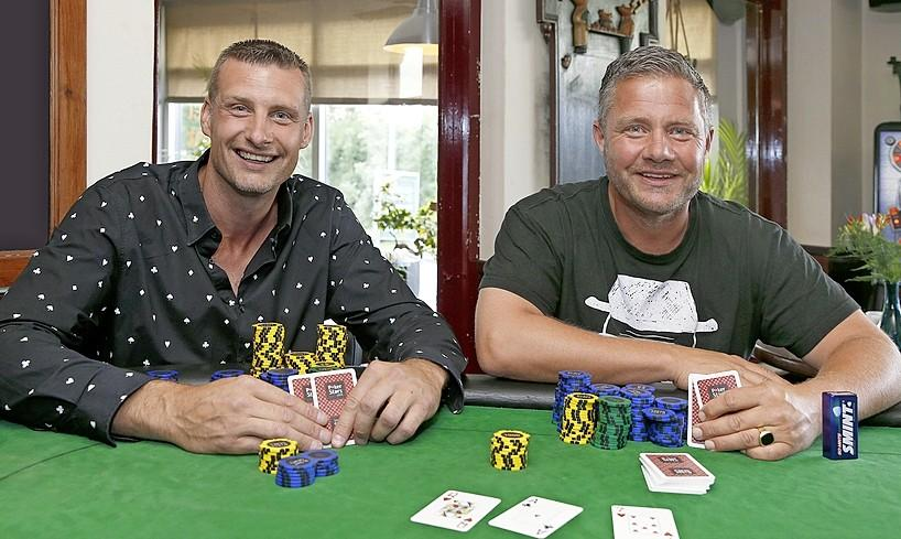 'Ging niet best', zegt Gerard Verrijdt uit Breezand lachend over zijn deelname aan kampioenschap poker
