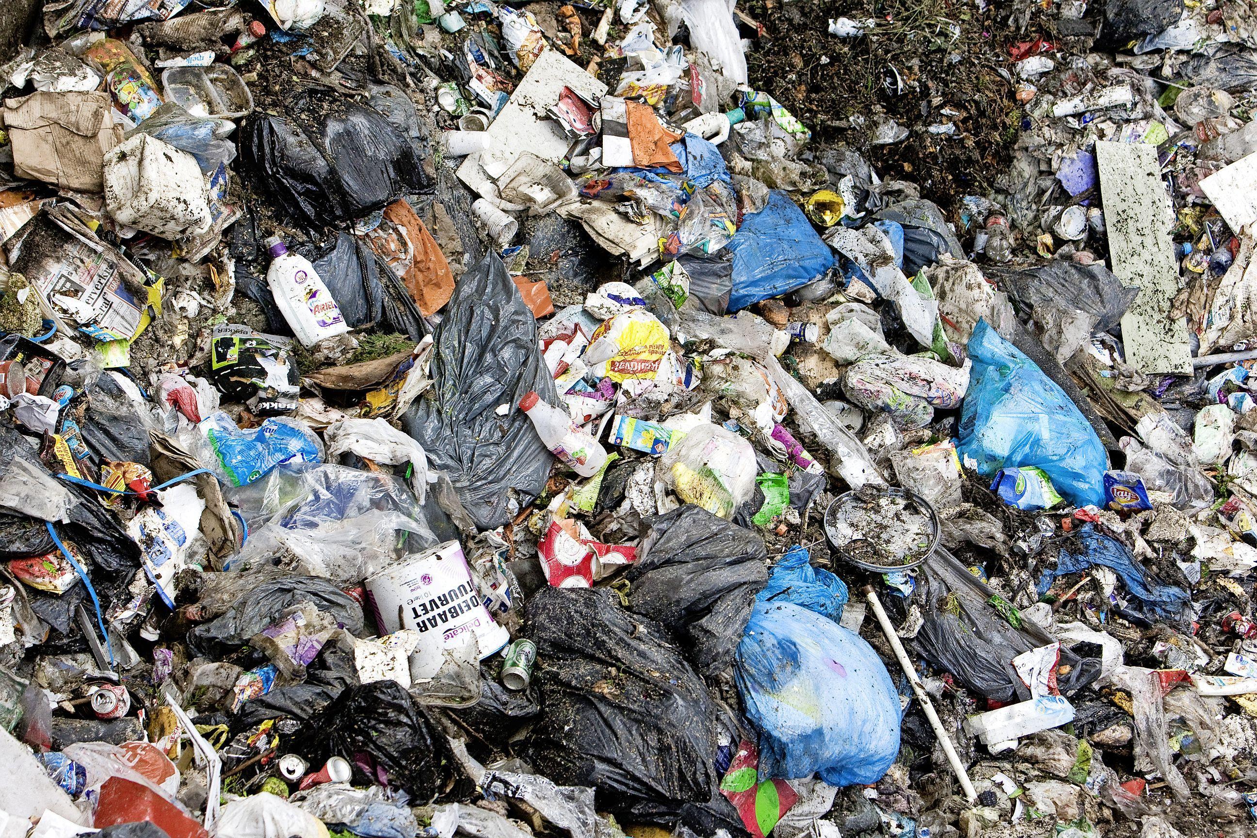 Door het vele thuiswerken in Kaag en Braassem daalde de hoeveelheid restafval niet maar was er een stijging