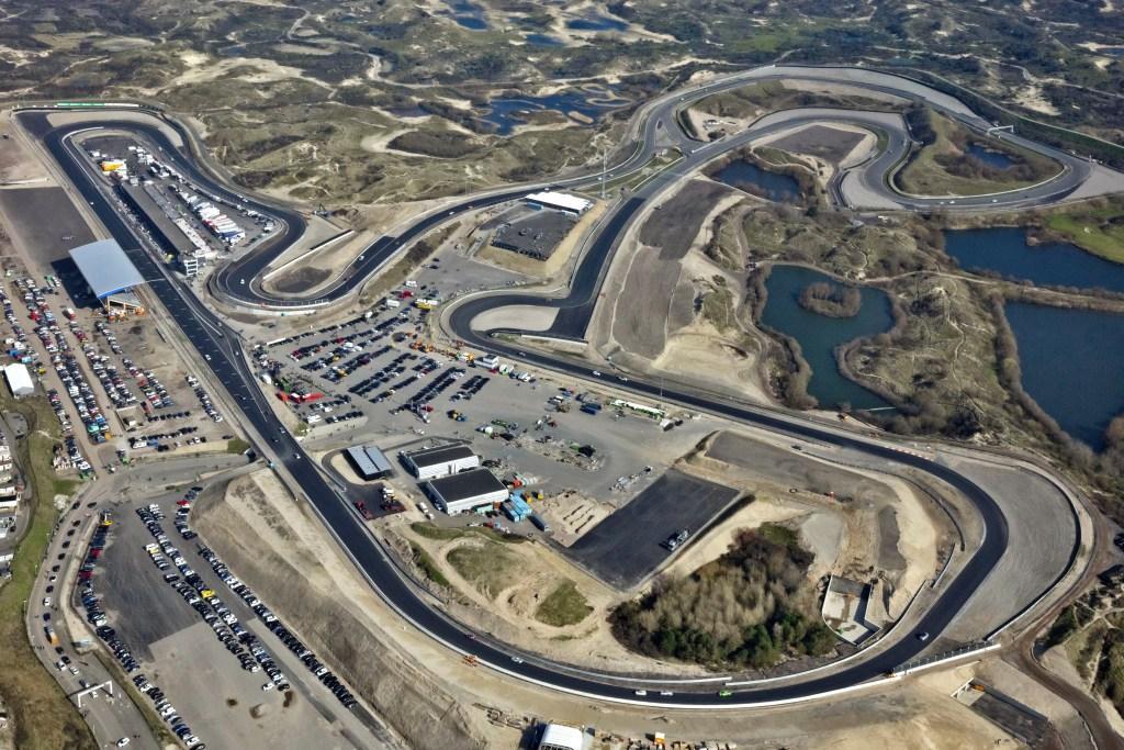 Formule 1 stelt nog twee races uit, Zandvoort nu de eerste op GP-kalender