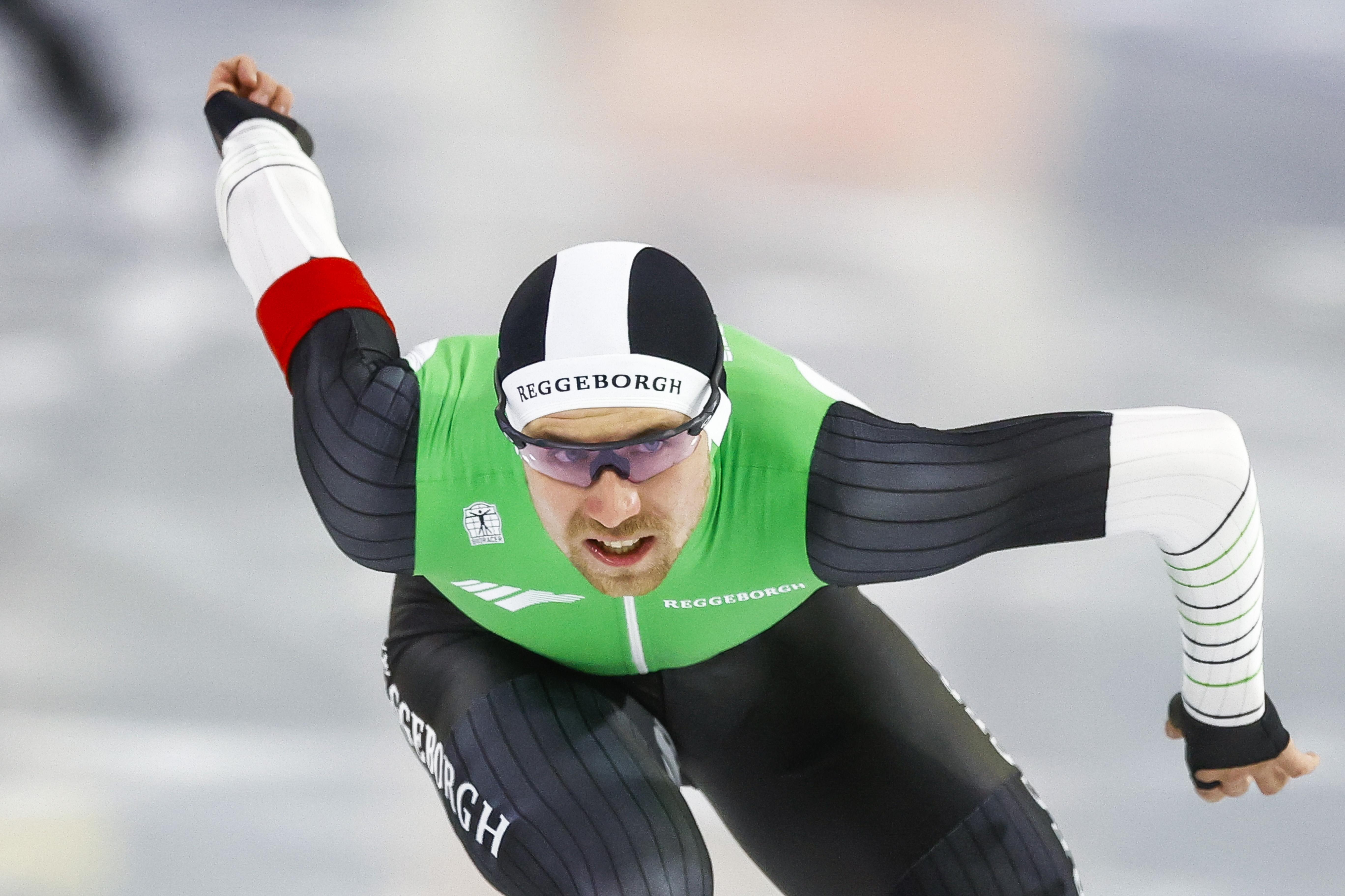 Wesly Dijs uit Soest: 'Ik kon precies doen wat ik wilde en dat gaf zo'n lekker gevoel. Vooral op de 1500 meter ging het goed en maakte ik een paar rake klappen'