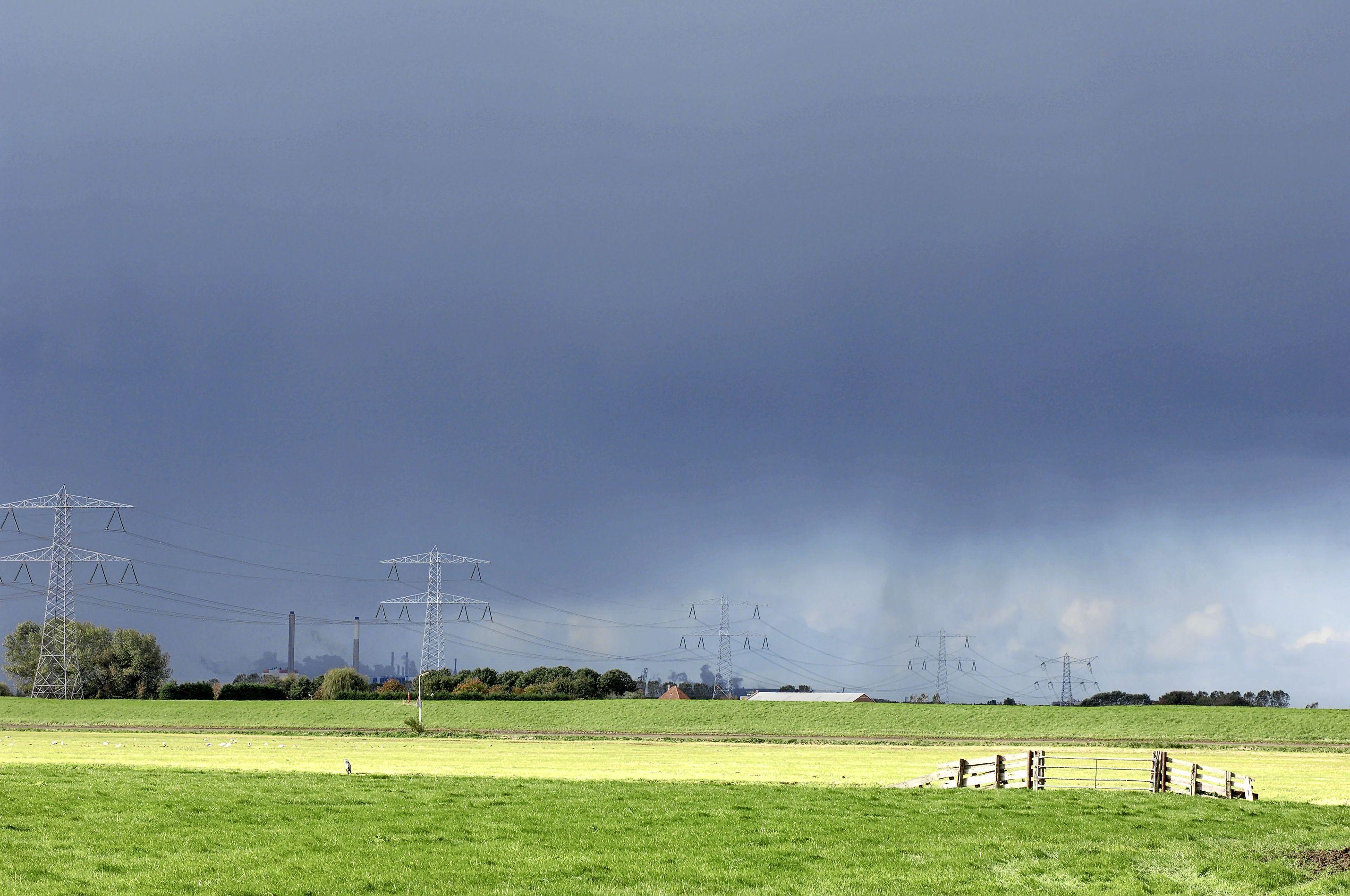 Weer bedrijven in de Wijkermeerpolder naast Beverwijk? Dacht het niet, zeggen de IJmond-gemeenten