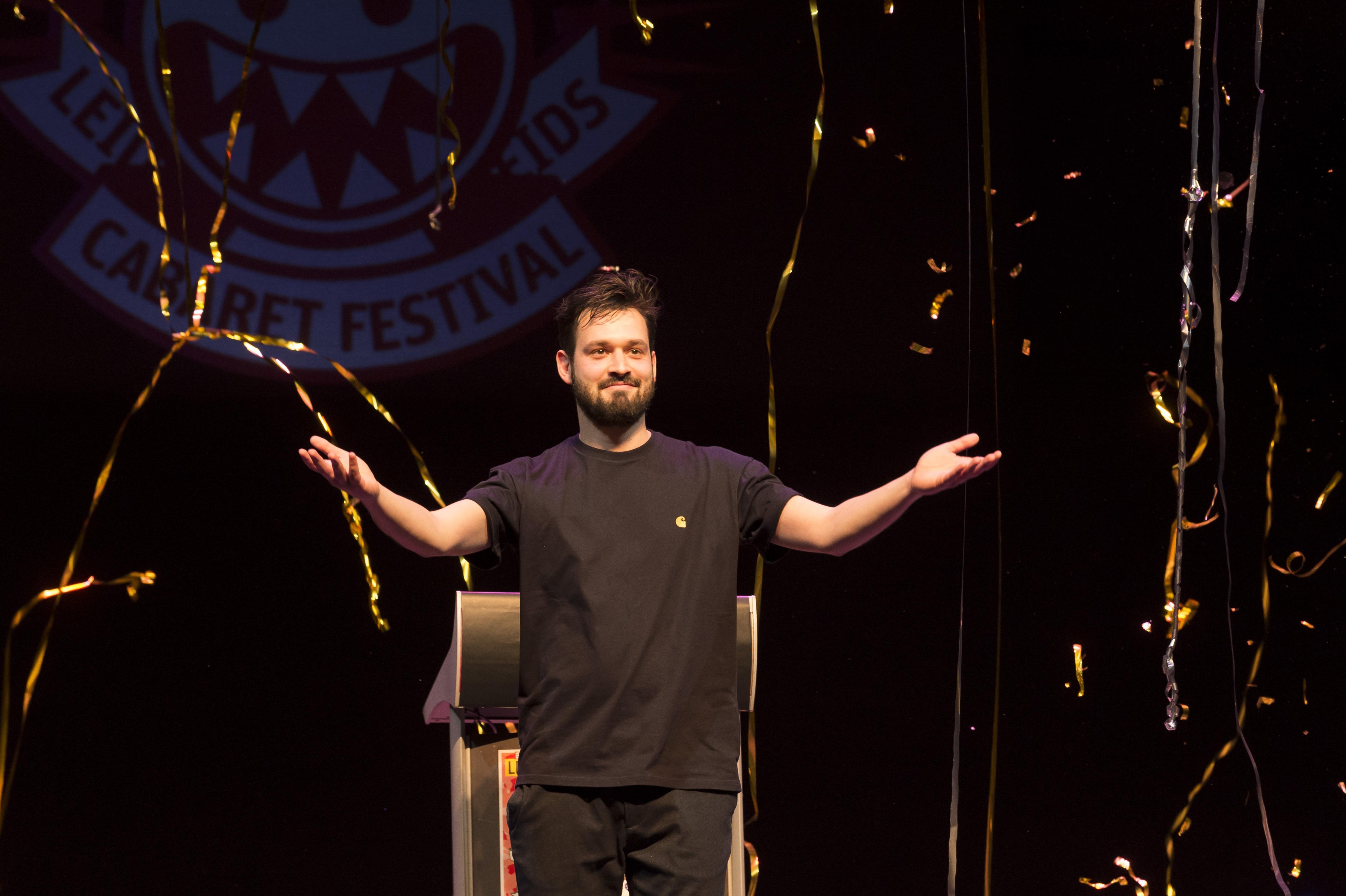 Winnaar Leids Cabaret Festival: van Gronings kind naar paradijsvogel