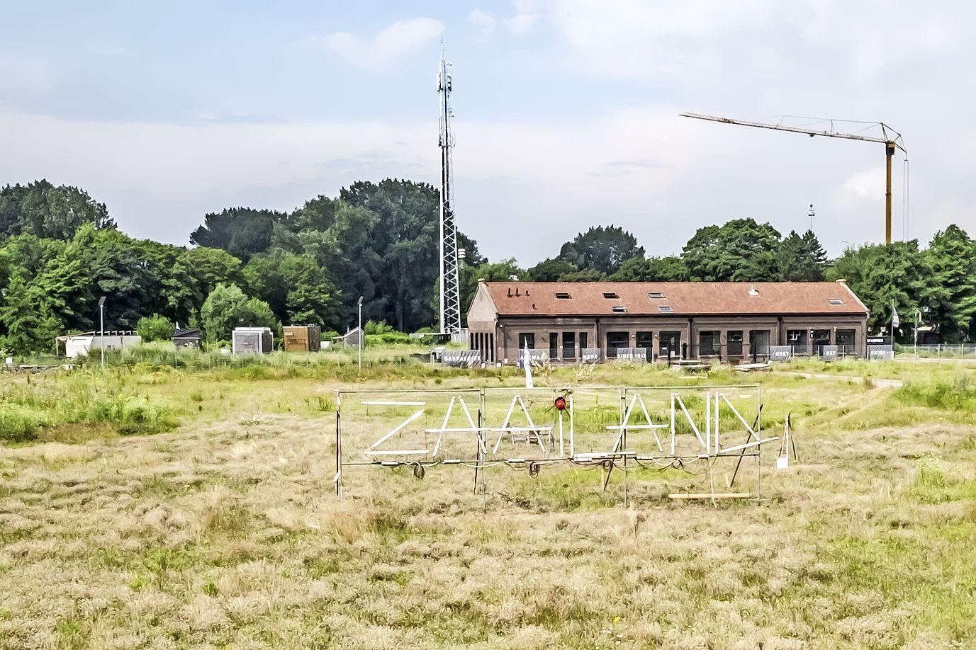 Zaailand: nieuwe broedplaats in toekomstig woongebied op voormalig Nuon-terrein. 'Kunstenaars en ontwerpers moeten de blik verbreden en inspireren'