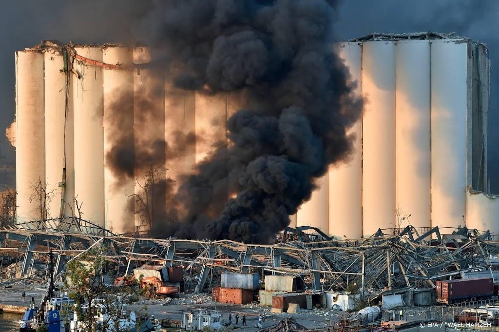 Dag van nationale rouw in Libanon na verwoestende explosie