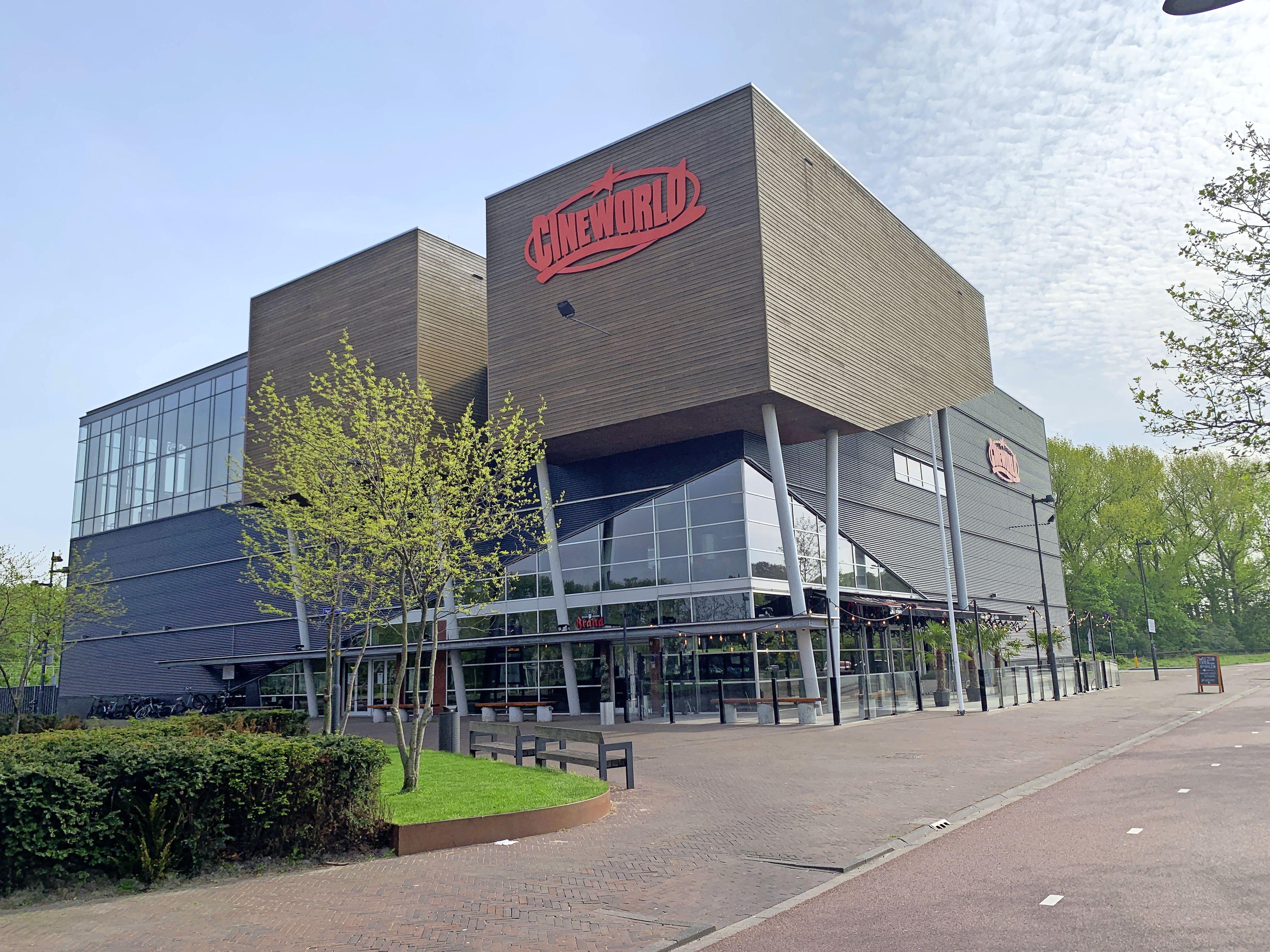 Het coronajaar van Cineworld in Beverwijk: minstens half jaar geheel gesloten