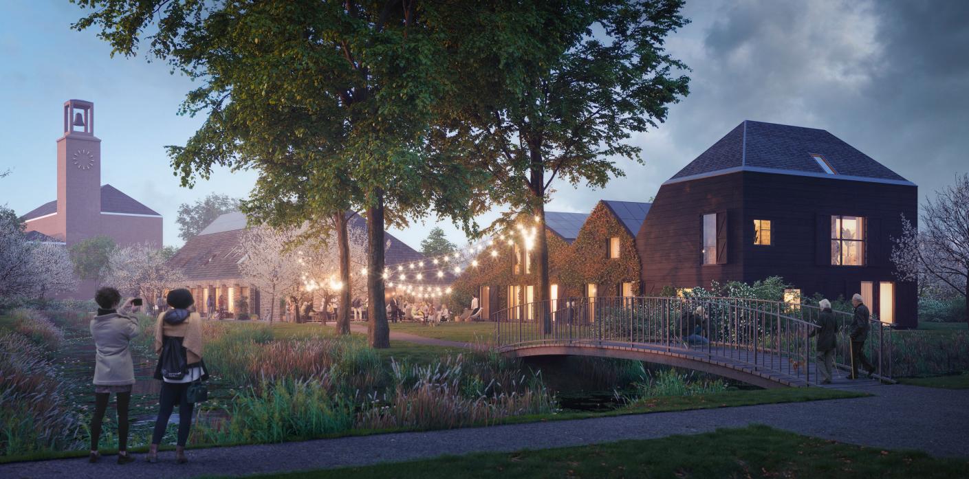 Drechterlanders krijgen voorrang bij woningplan centrum Venhuizen