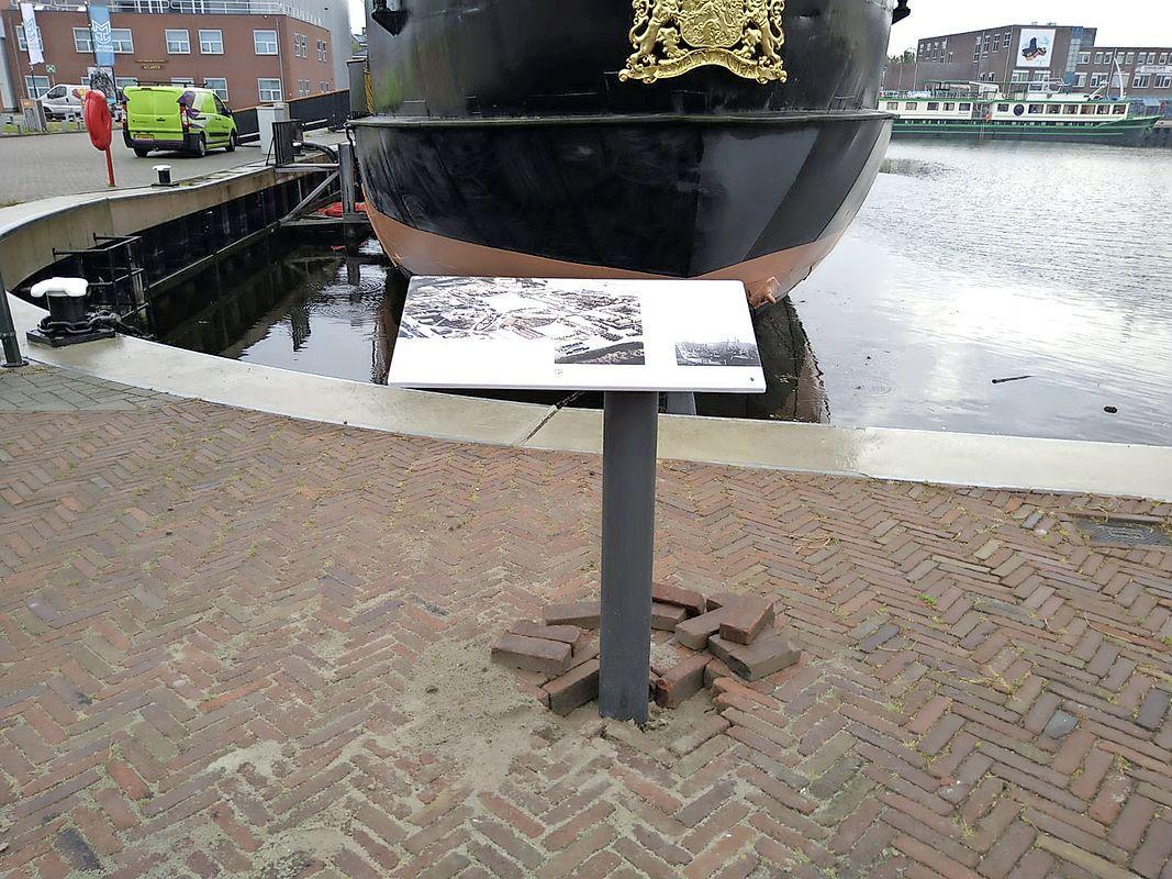 Den Helder ontdekken tijdens een wandeling en tien bijzondere historische vertelpunten