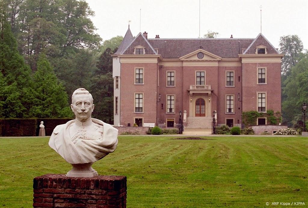 Familie Duitse keizer probeerde Huis Doorn terug te krijgen