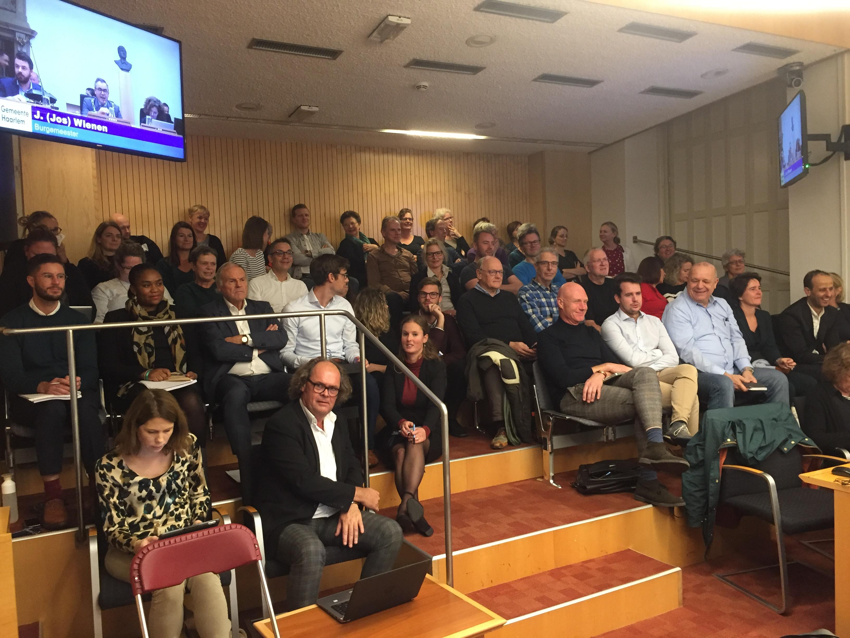 CDA/PvdA: rem op toerisme naar Haarlem