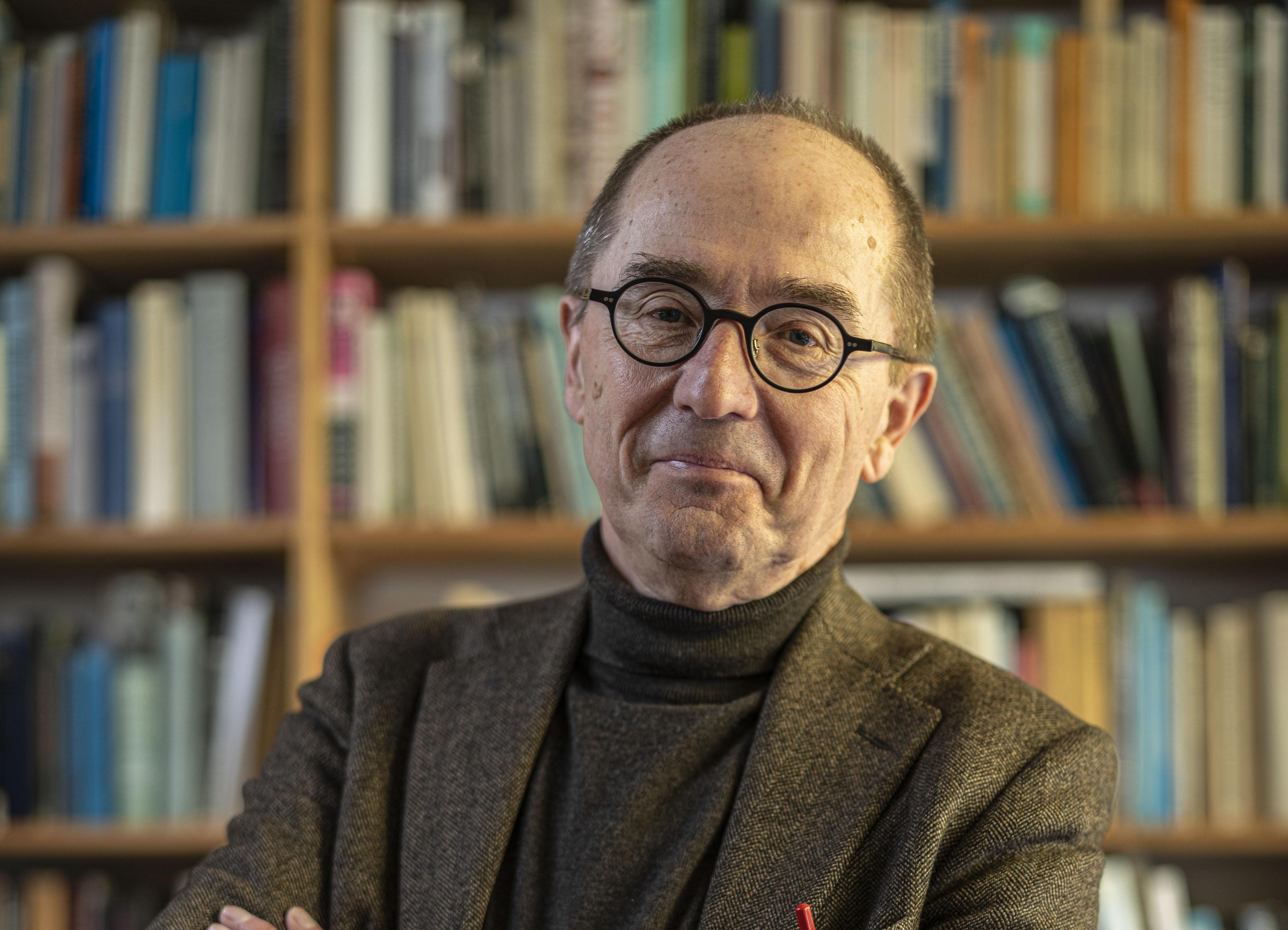 Willem Otterspeer voltooit magnum opus: De vierde eeuw was voor de universiteit die van de grote verandering