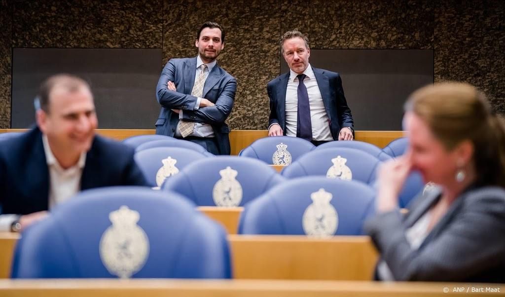 Van Haga biedt excuses aan voor gedrag Baudet