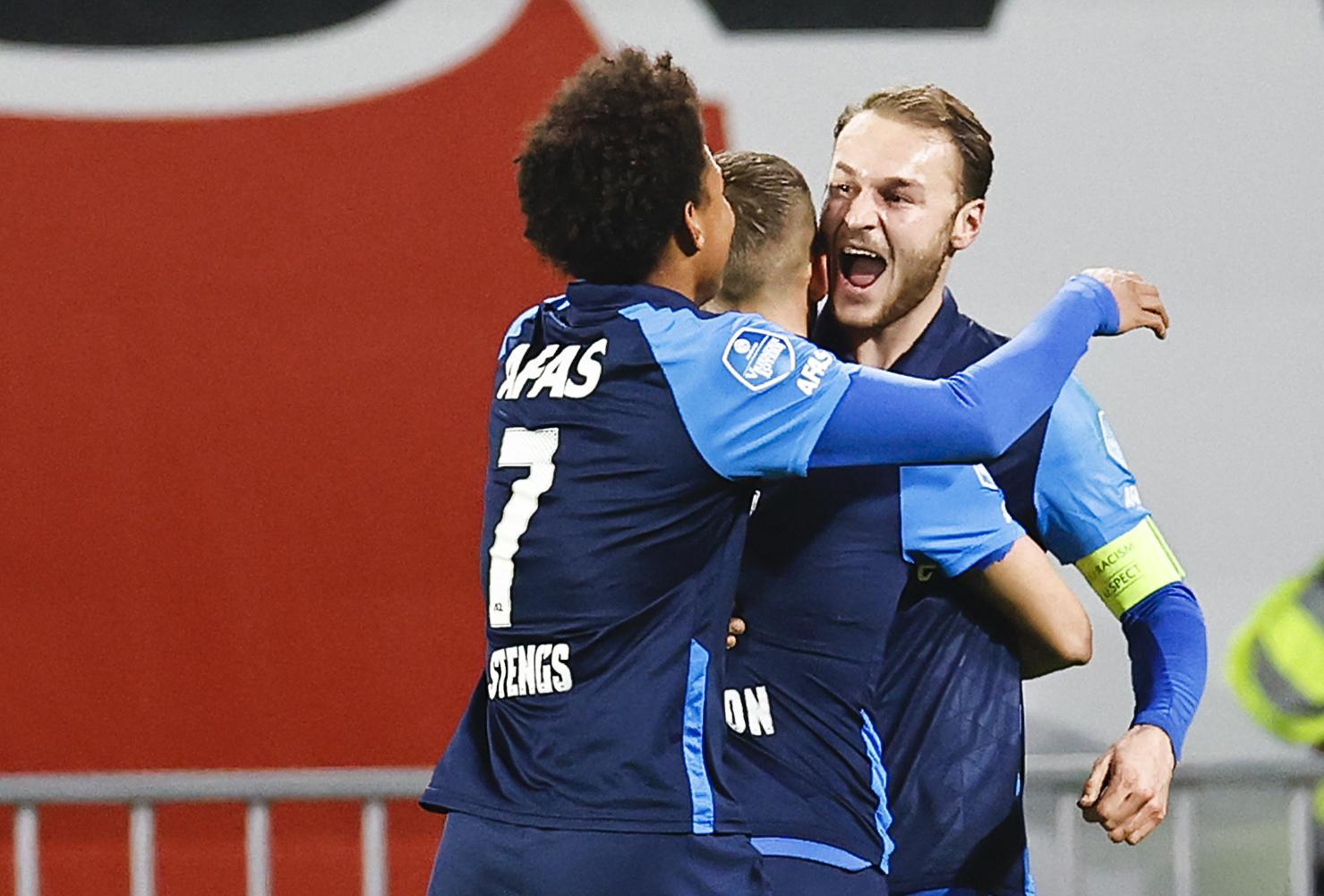 Daverende stunt van AZ in Eindhoven: PSV met 1-3 verslagen; Koopmeiners grote man met twee goals [video]
