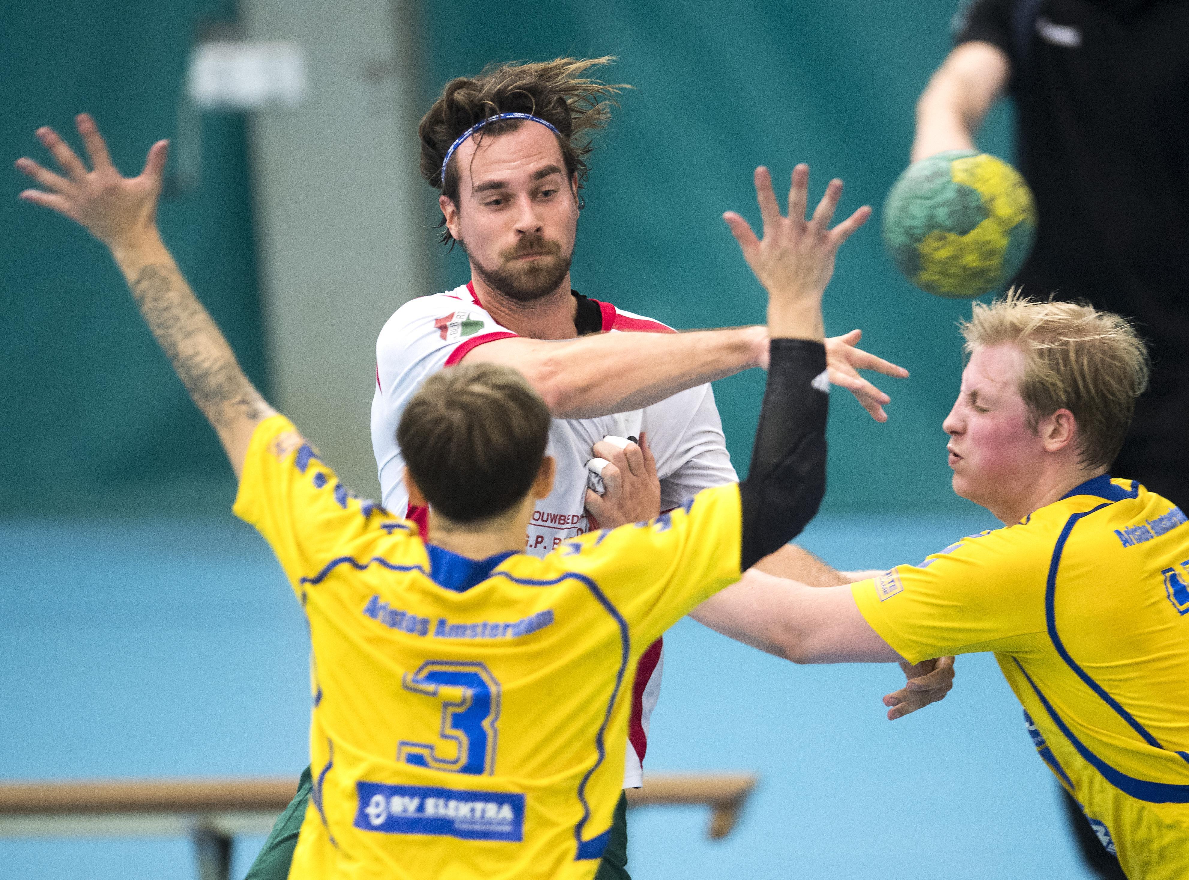 Handballers De Blinkert goed op dreef