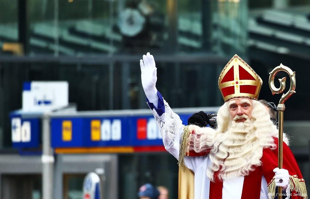 Sinterklaas komt aan in het land, de vraag is waar?