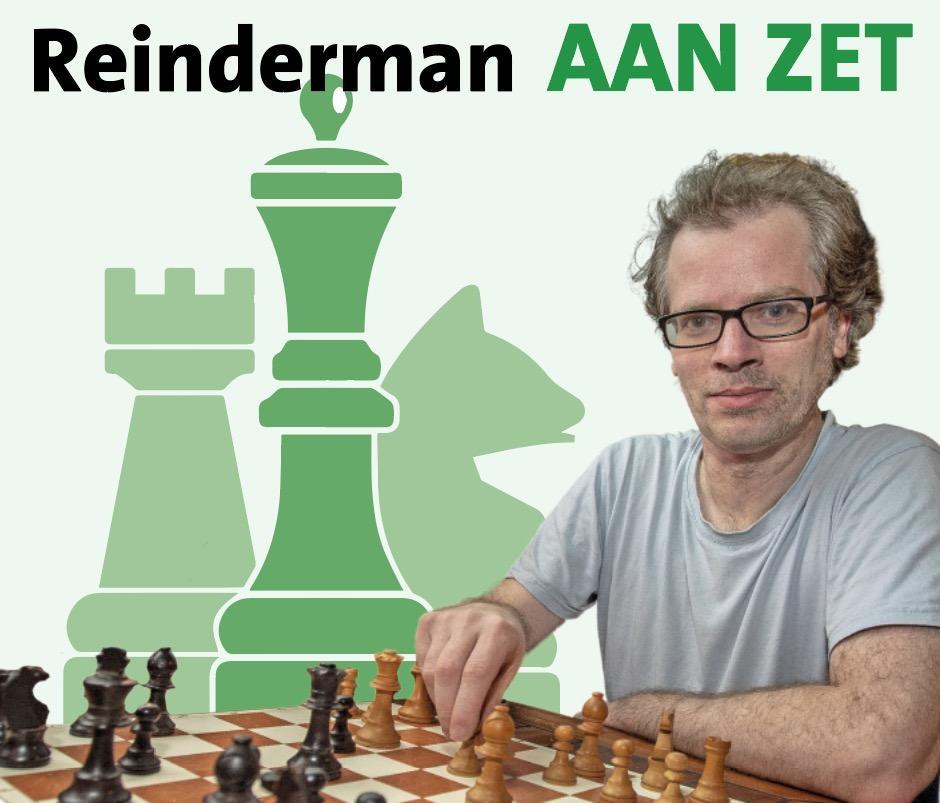 Wat viel Dimitri Reinderman in speelronde 3 van Tata Steel Chess op? Dé combinatie van het toernooi, maar geen vol punt voor Caruana