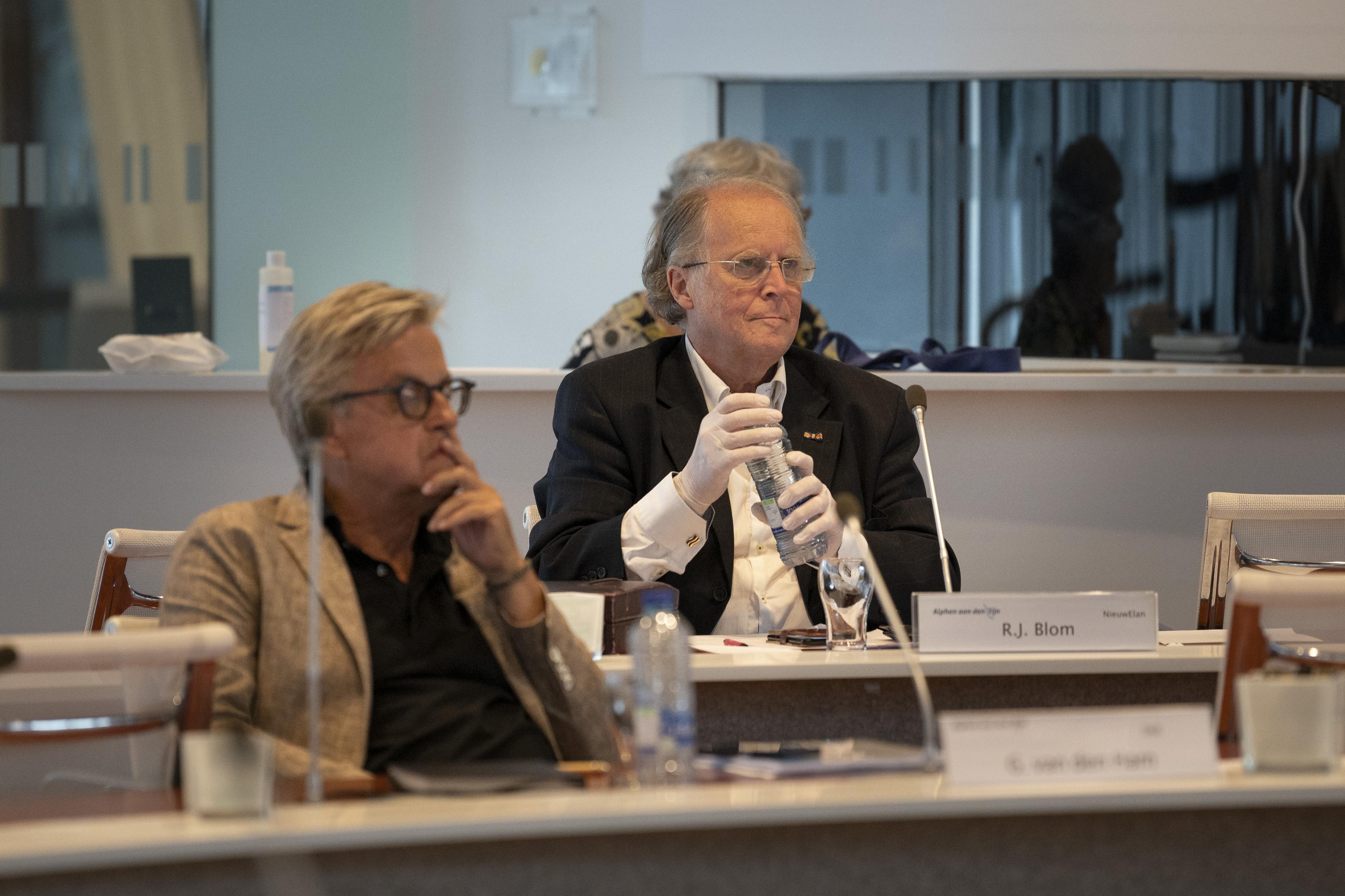 Gert van den Ham lijsttrekker D66 Alphen
