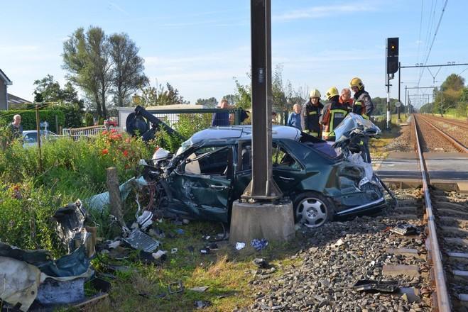 Nog dit jaar besluit over gevaarlijke spoorwegovergang Frederikslaan Hillegom
