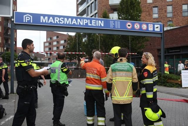 Gaslekkage in Haarlemse parkeergarage gedicht [update]