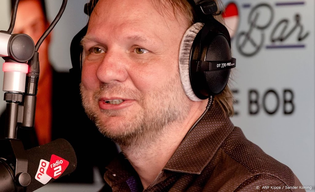 Rob Stenders neemt met discoavond afscheid van Radio 2