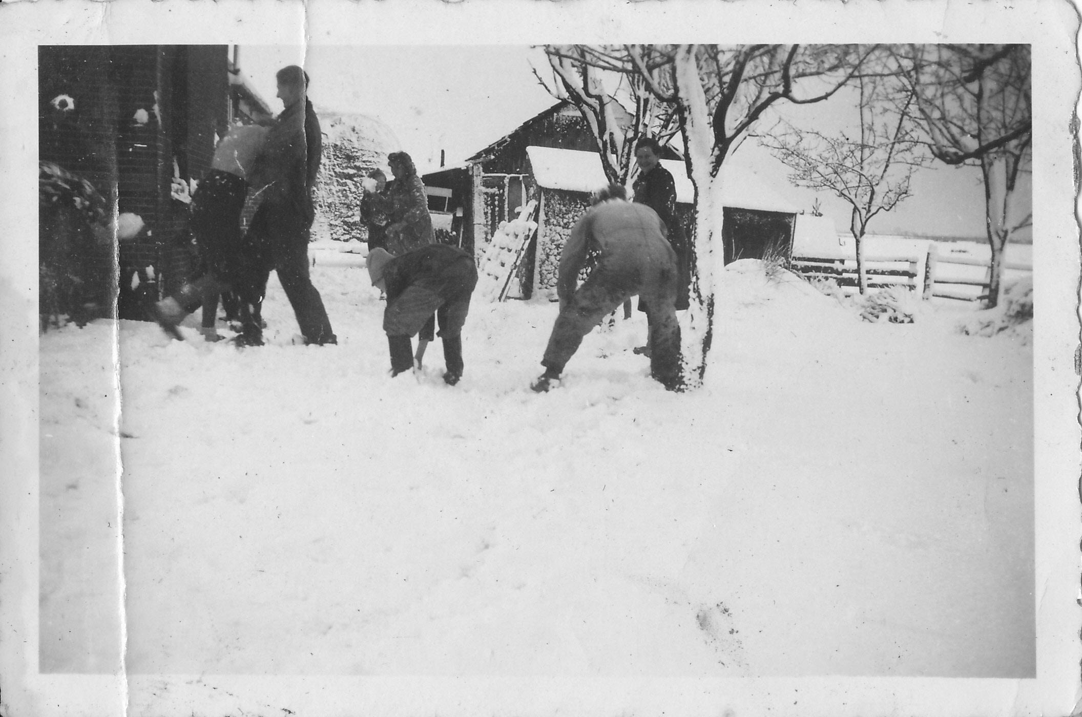 Oorlogsherinneringen: onzekerheid aan het thuisfront, het verhaal van Luc Boon