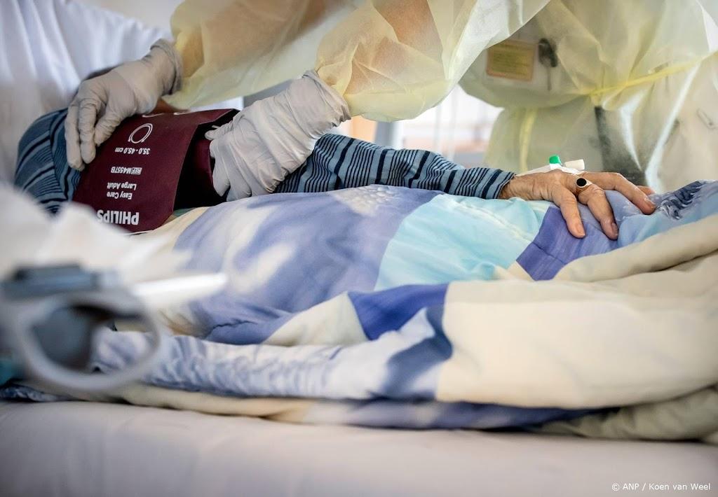 50 coronapatiënten meer in ziekenhuis, grootste toename sinds mei