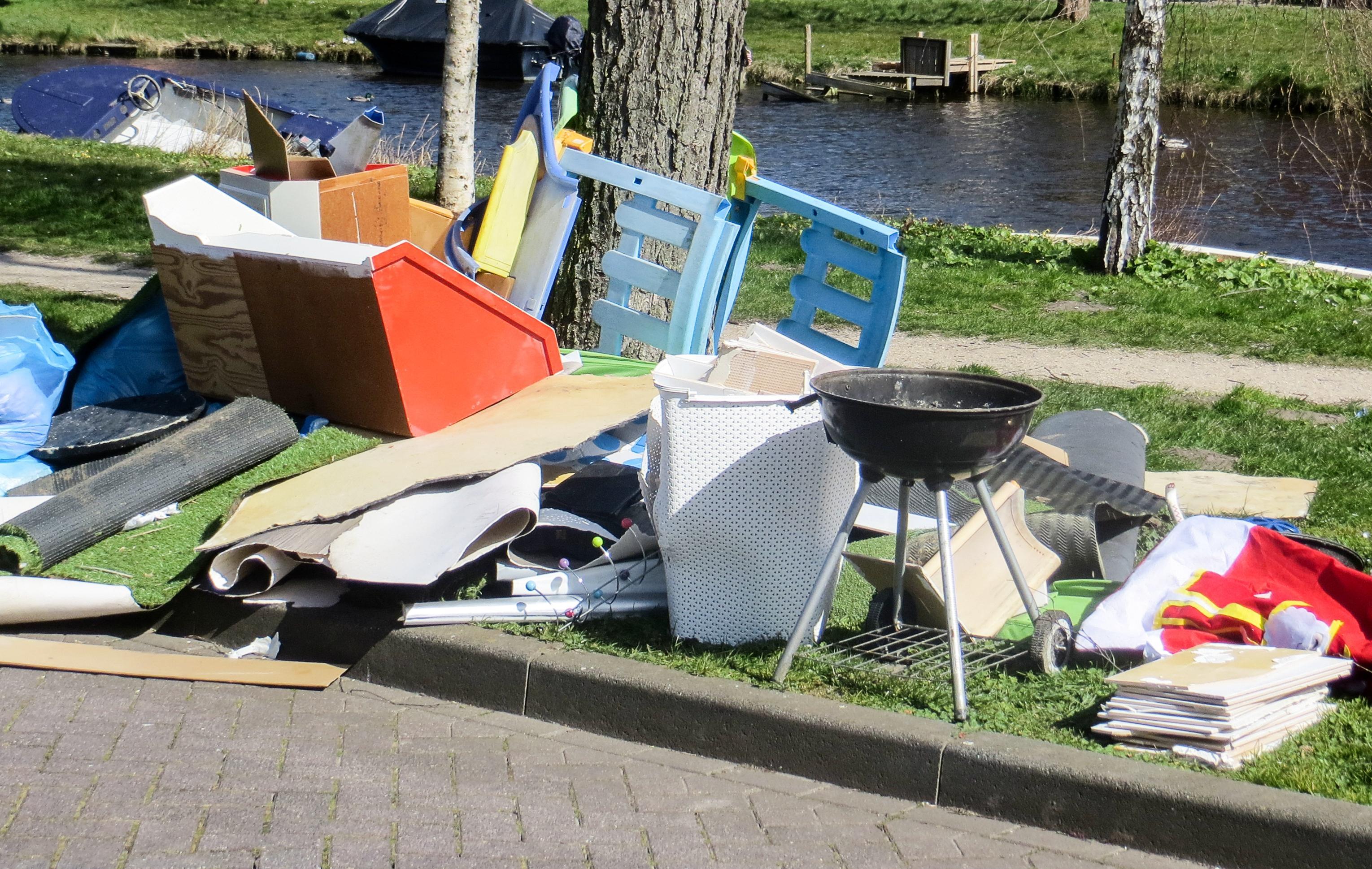 College Alkmaar erkent: betalen per hoeveelheid vuilnis geeft illegale afvaldumping