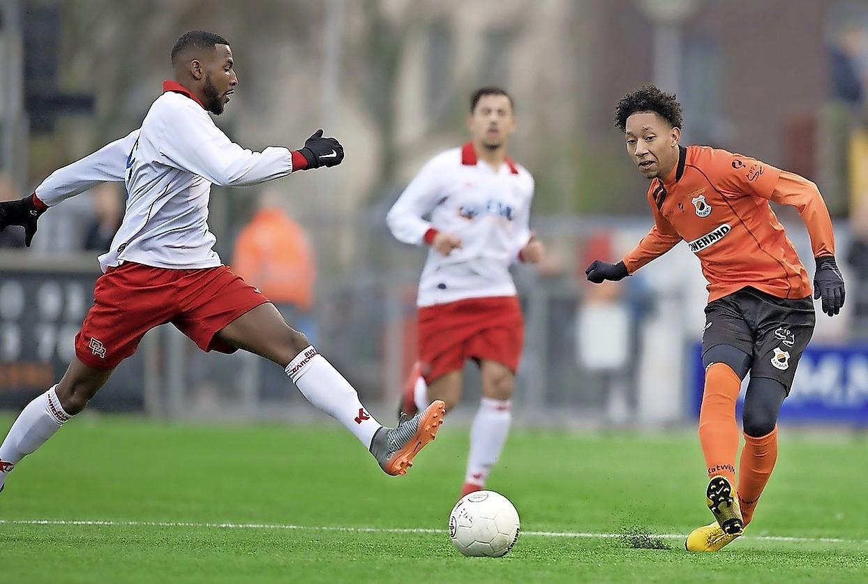 Voor Steven Sanchez Angulo komt er na zes seizoenen een einde aan zijn verblijf bij Katwijk