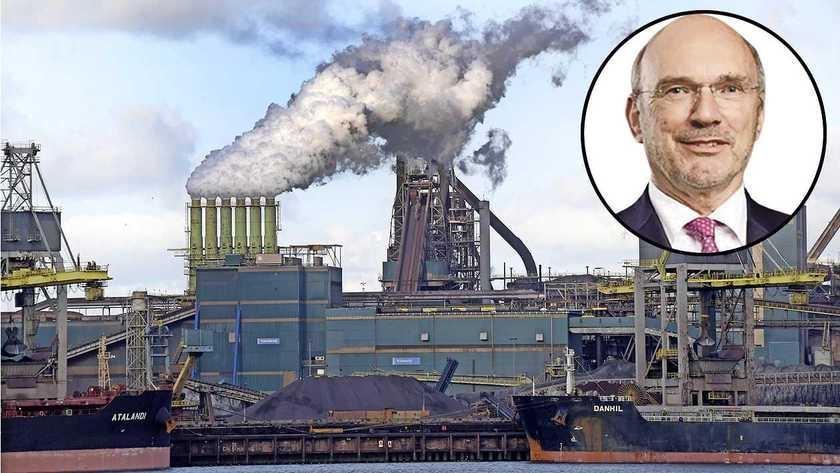 FNV: vertrek Nederlandse topman Tata Steel is 'zorgelijk'. 'Indiërs willen macht'