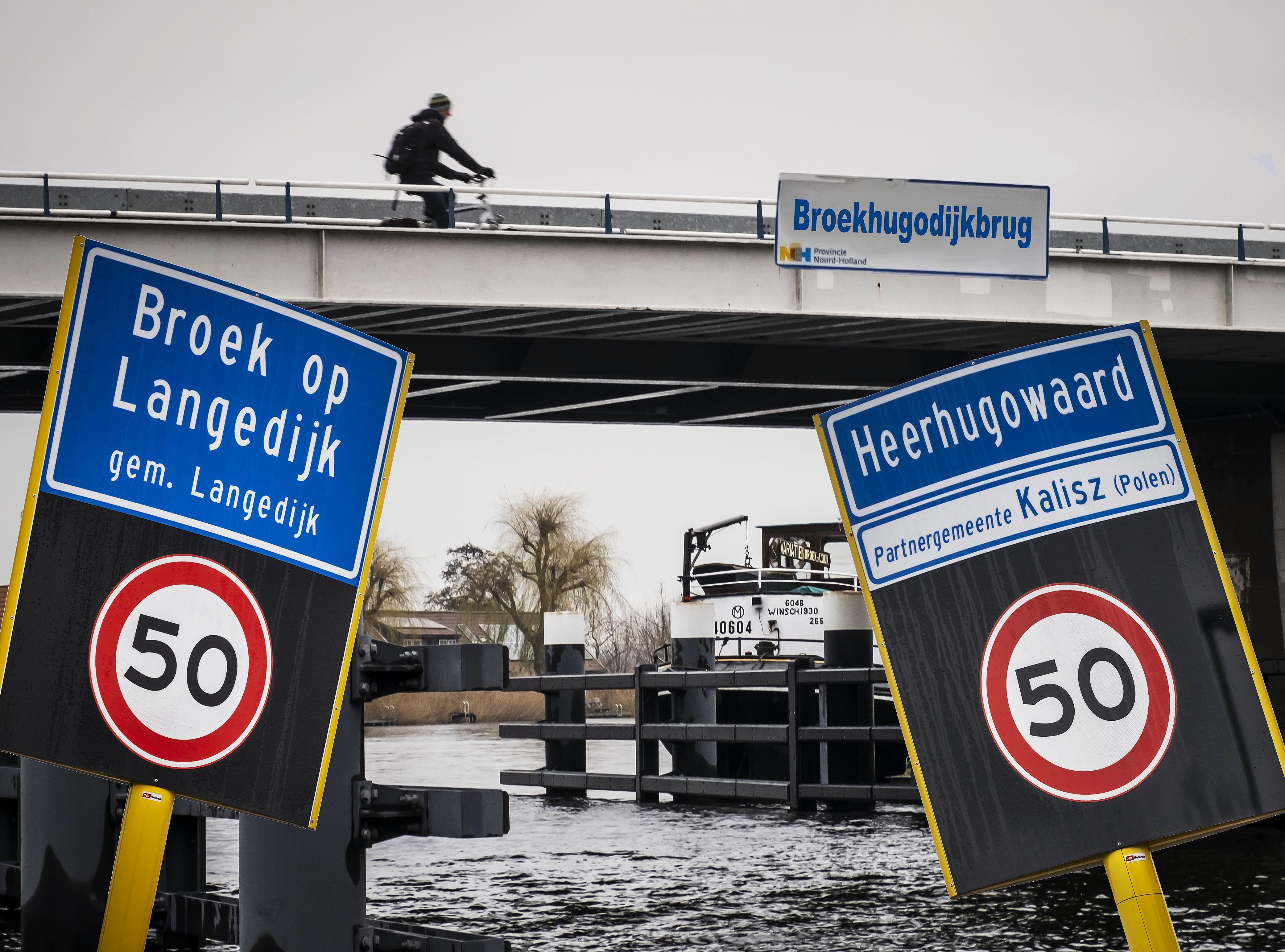 Denken over nieuwe naam fusiegemeente Heerhugowaard-Langedijk kan beginnen