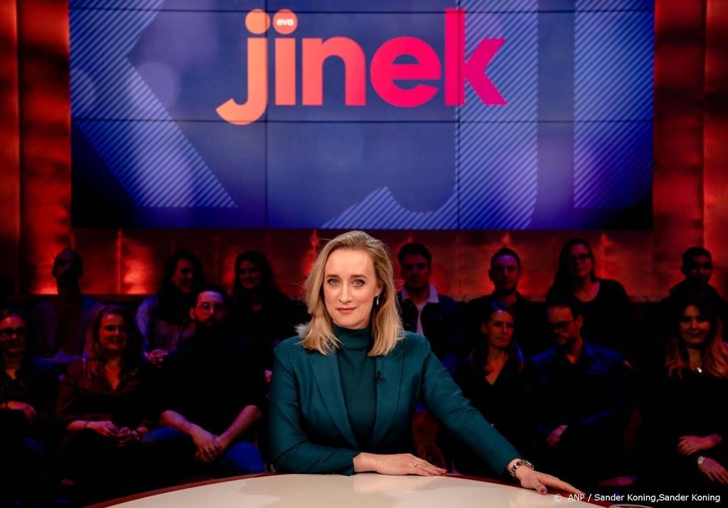 'Jinek gaat ook met een avondklok gewoon door'
