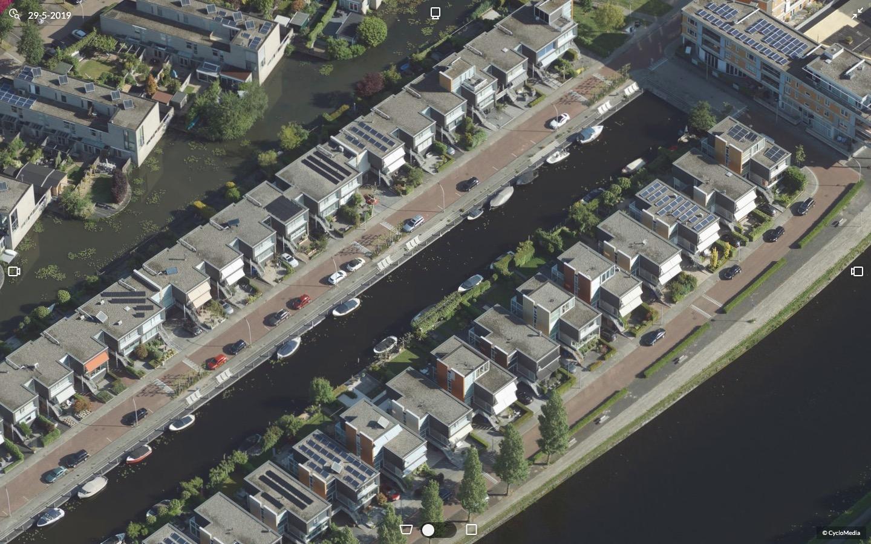 Zwemmen mag toch in de Hofvliethaven in Voorschoten: verbodsbord stond er onterecht