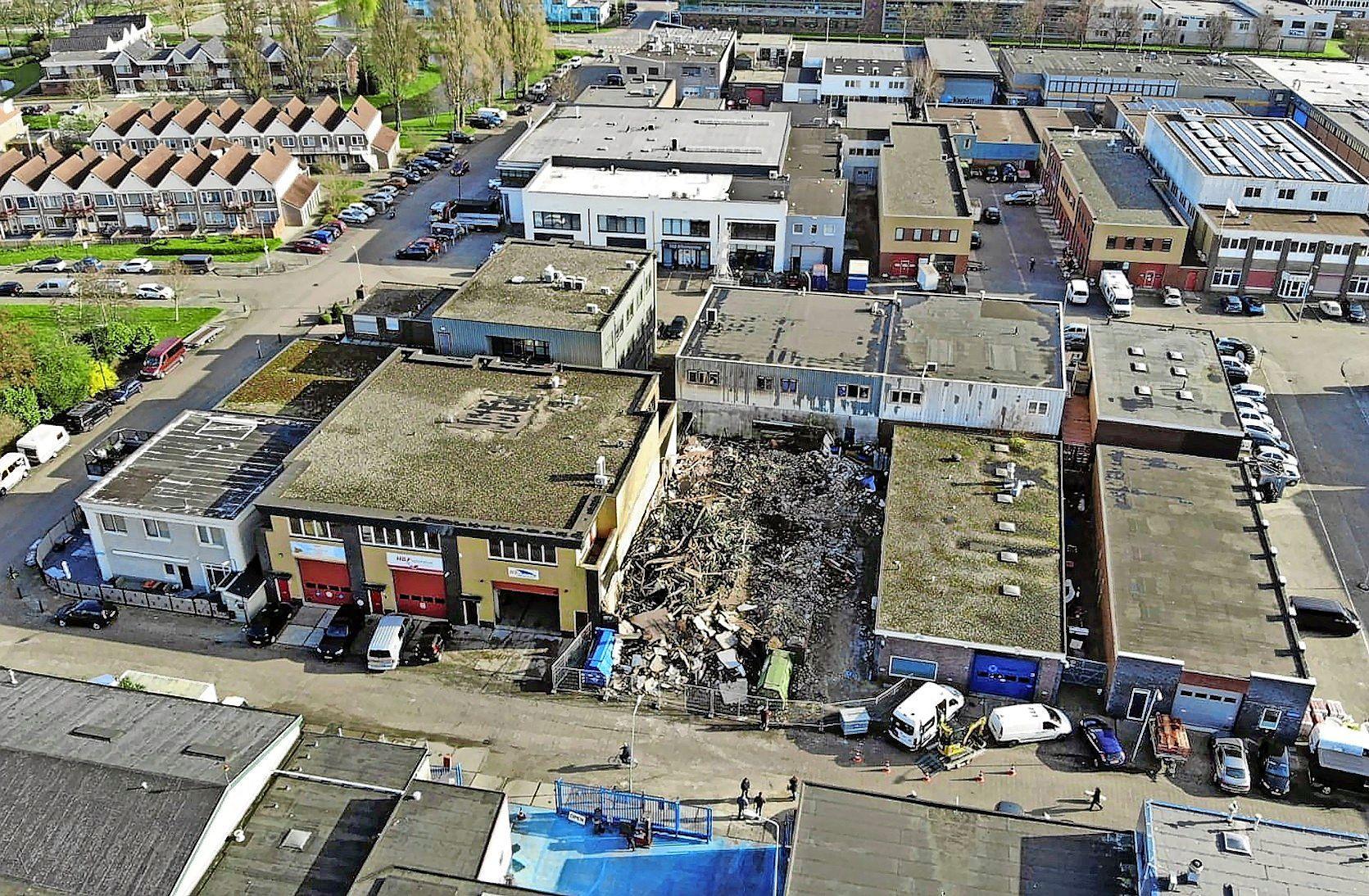 Schokker & Van Baarsen overspoeld met steunbetuigingen na hevige brand in Volendam; 'Vervangende ruimte hebben we gevonden'