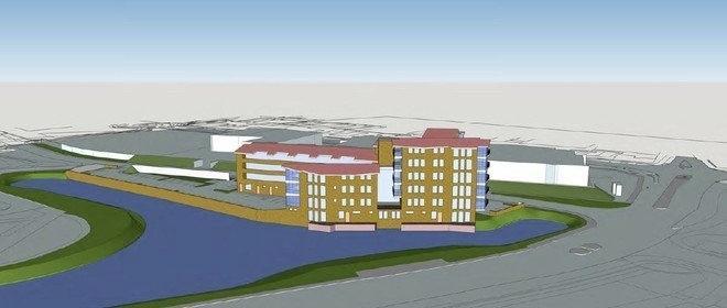 Nieuwbouw 48 appartementen Water Acker in Heemskerk stuk dichterbij gekomen