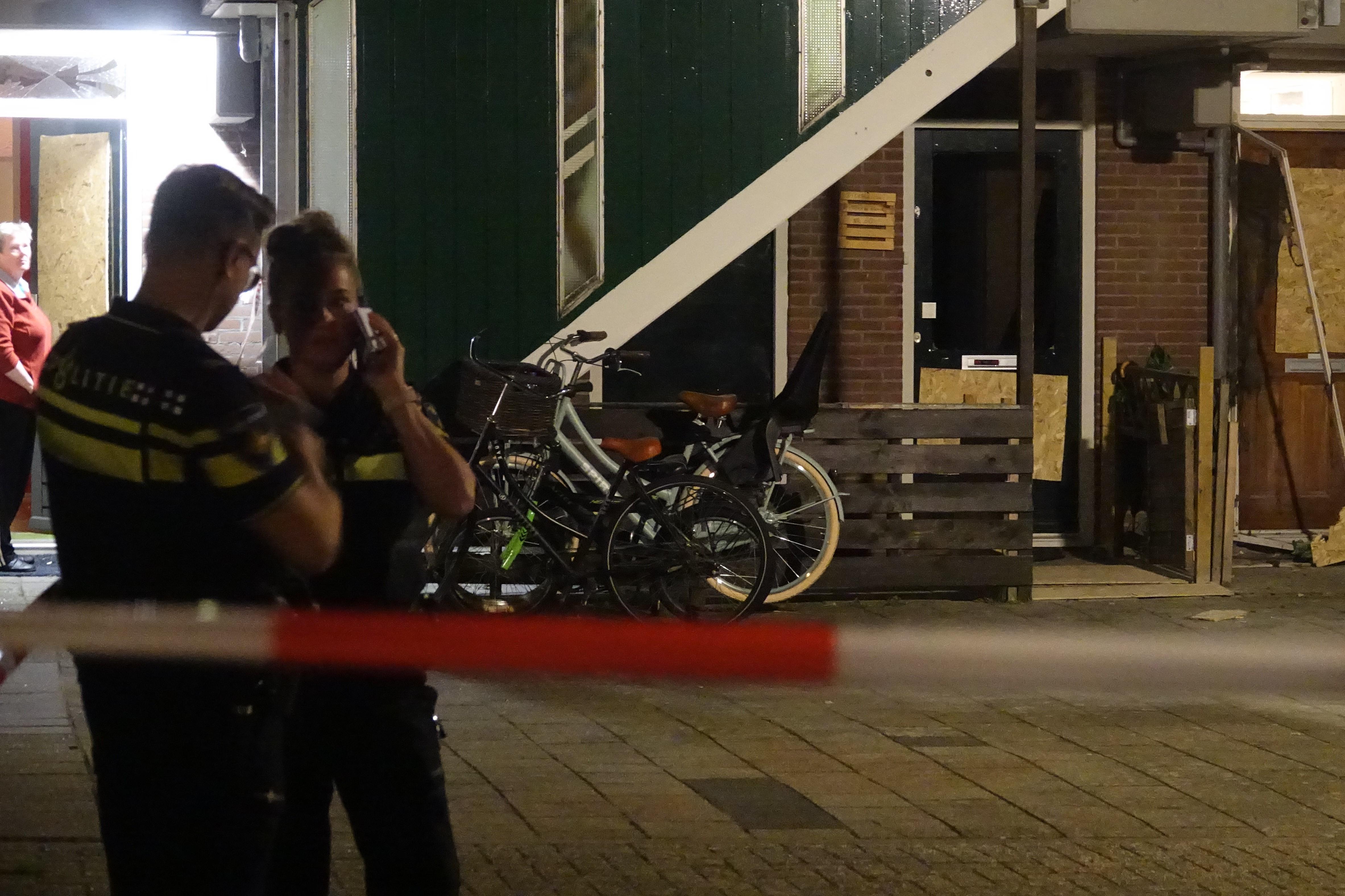 Opnieuw explosie op Ringweg in Zaandam; tweede keer in acht dagen tijd