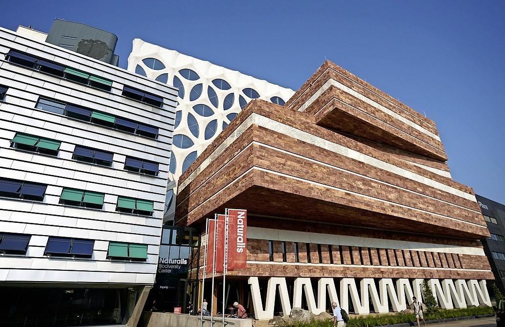Naturalis genomineerd als beste architectuur van Nederland