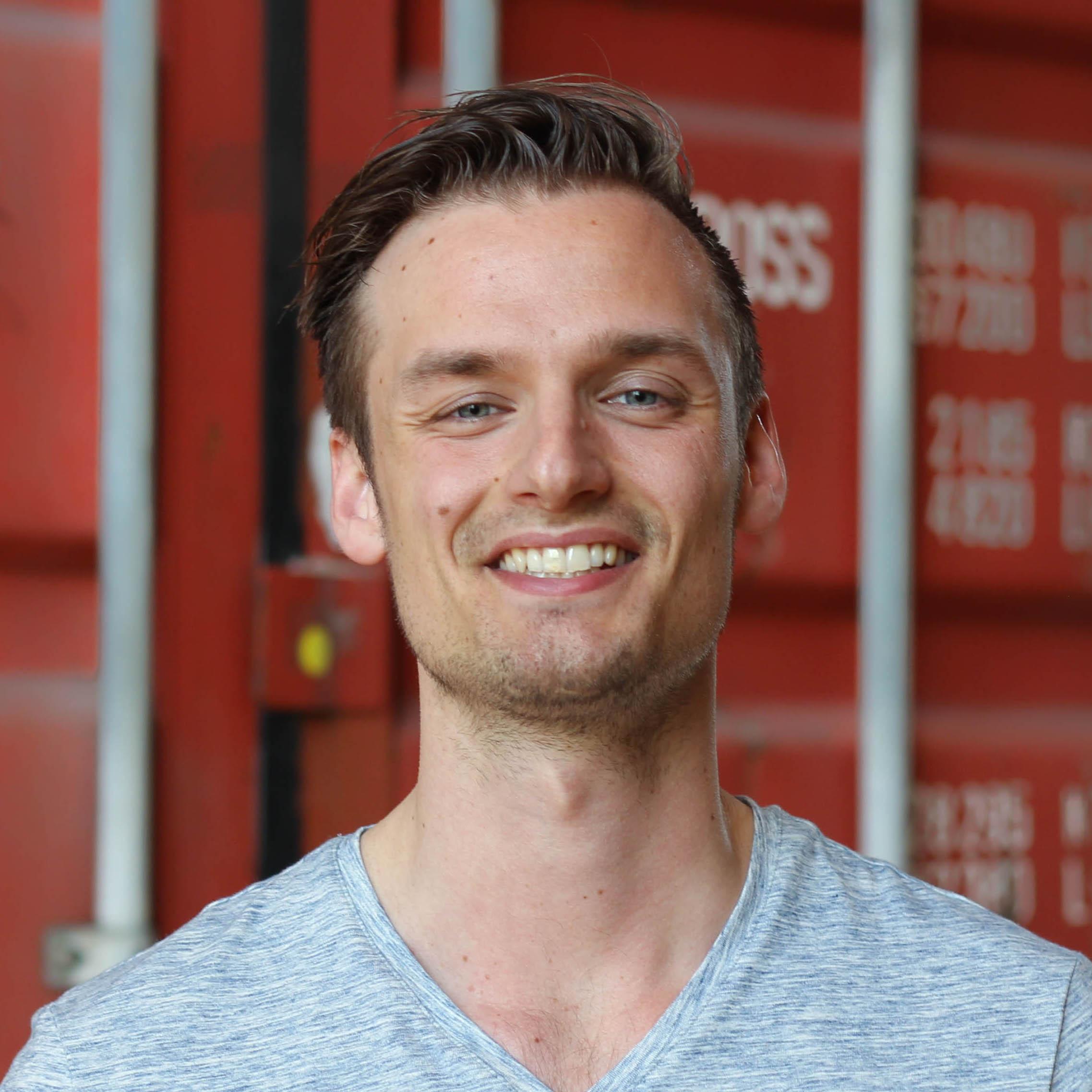 Millennial Derek Westra: 'Keihard werken en keihard ontspannen'