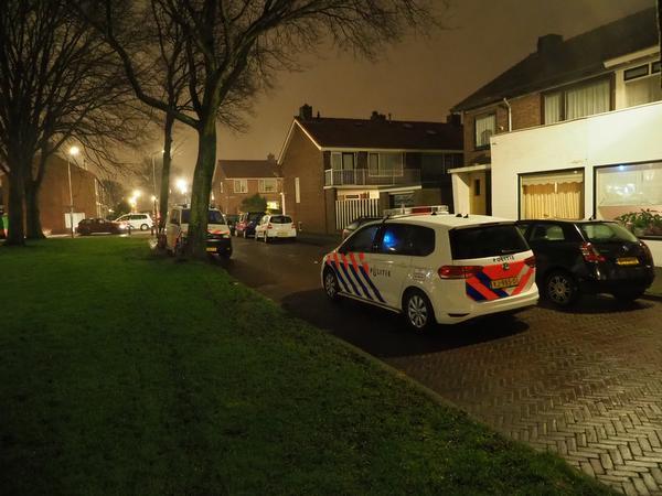 Inbreker op heterdaad betrapt in IJmuiden