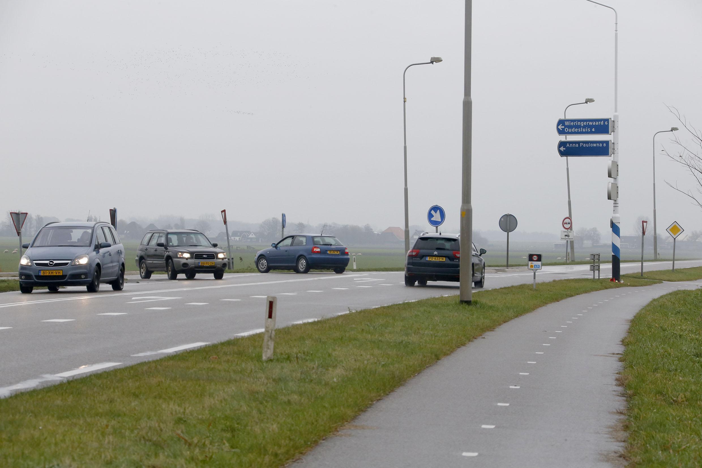 Provincie wil scholieren betrekken bij het veiliger maken van de fietsoversteekplaats N248/Wadweg. Halverwege november kwam op dit punt een 16-jarige fietser om het leven