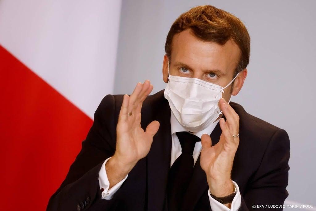 Recordaantal besmettingen in Frankrijk
