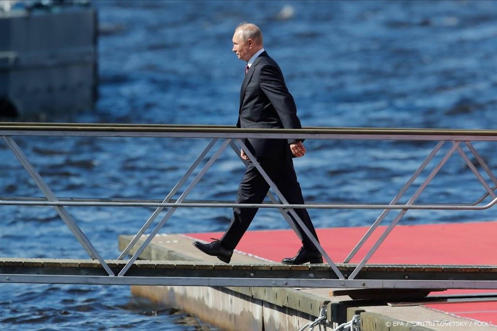 Cel Russische activisten voor 'complot tegen president Poetin'