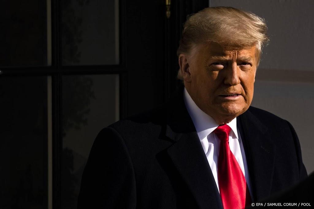 'Stafchef Trump wilde dat justitie verkiezingsfraude onderzocht'