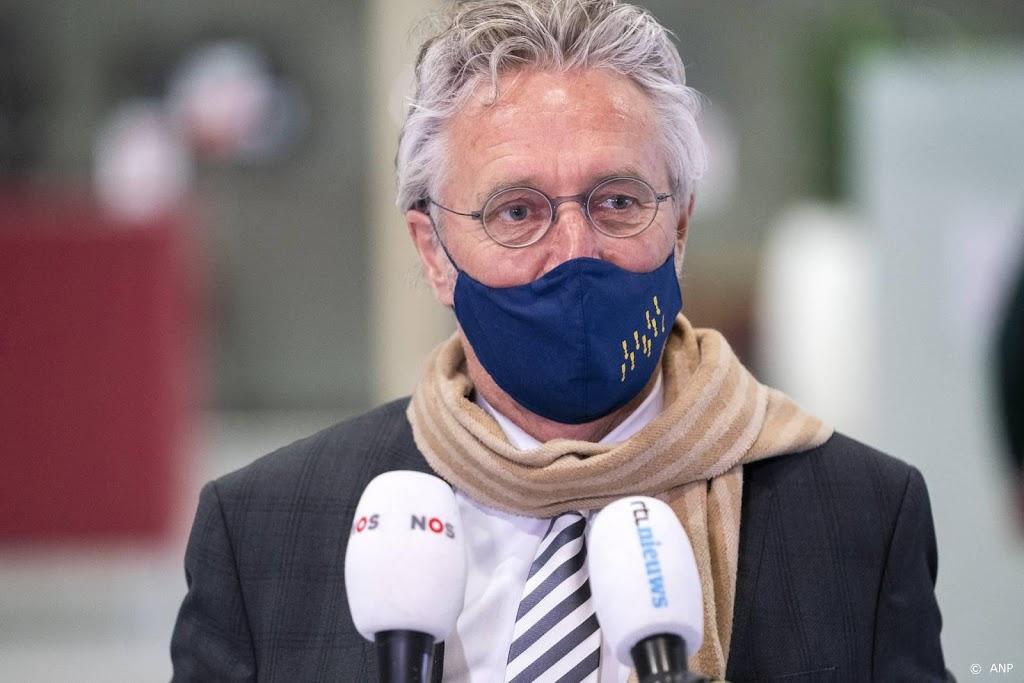 Burgemeester Jorritsma trots op Koningsdag in 'zijn' Eindhoven
