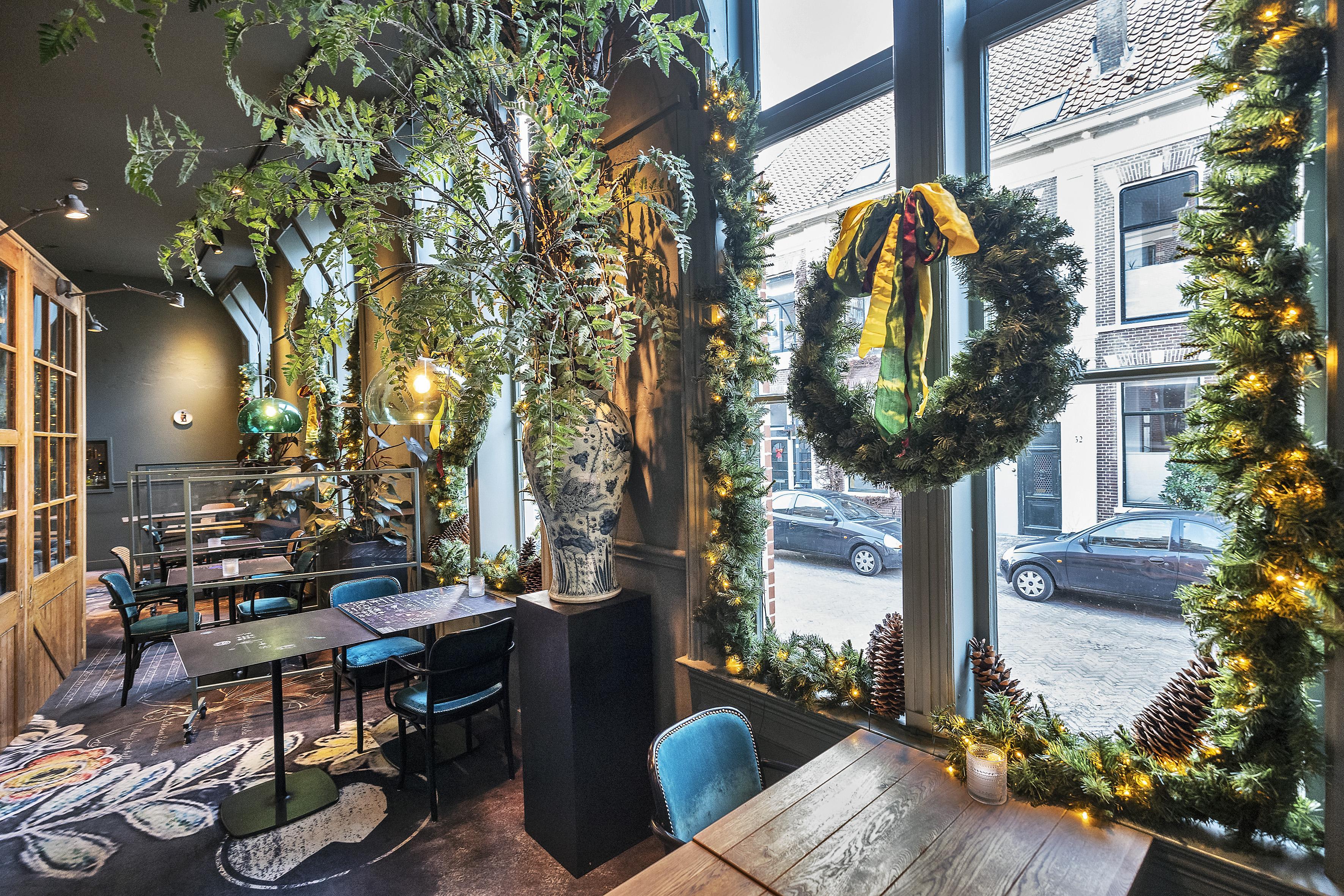 Hotels gaan stille kerst tegemoet door sluiting van hun restaurants. 'We zaten voor 90 procent vol'