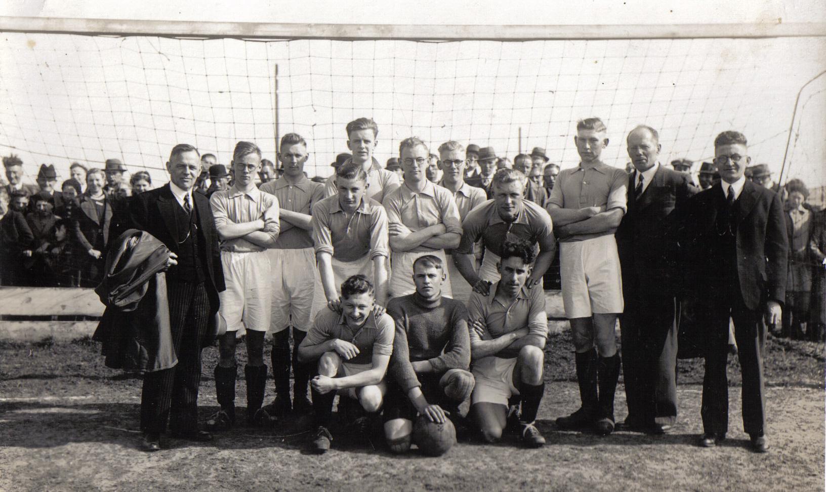 Festiviteiten West-Friese voetbalclubs die 75 jaar bestaan, worden geschrapt of verschoven