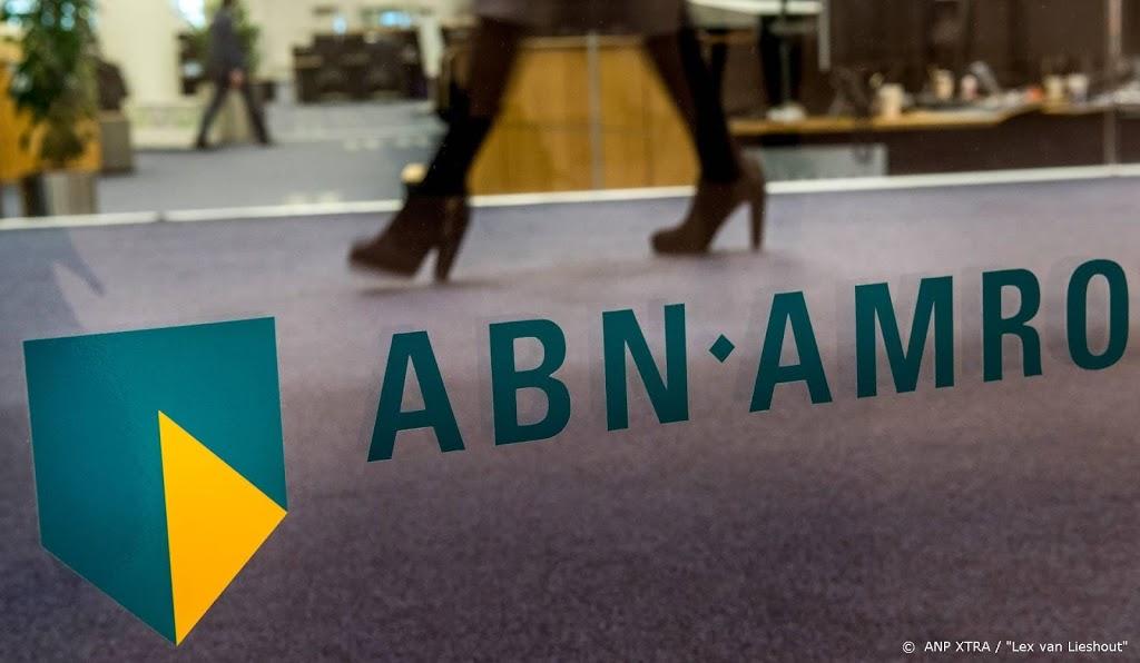 'Opnieuw rode kwartaalcijfers voor ABN AMRO'
