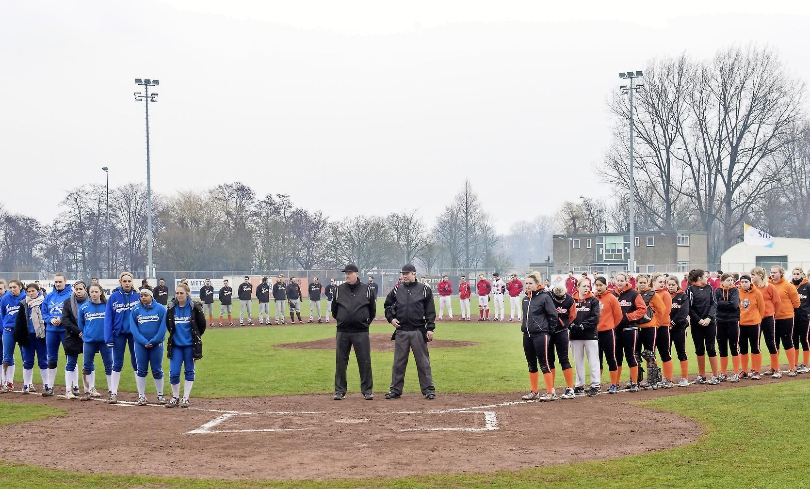 Winst voor Kinheim en Terrasvogels bij Haarlem Series