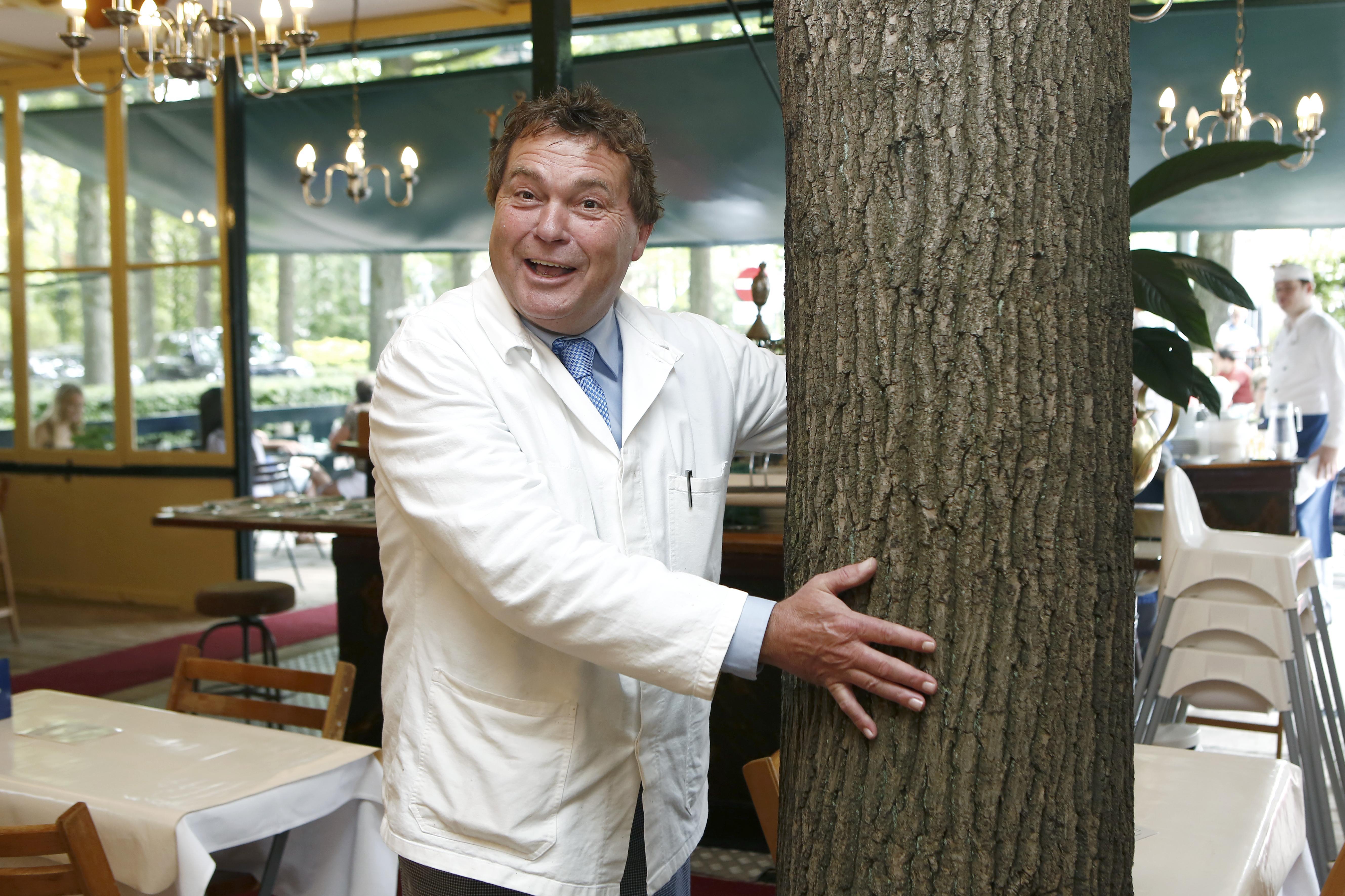 Laarders zien niets in het kappen van bomen op de Brink: 'Je krijgt er nooit meer zulke grote exemplaren voor terug'