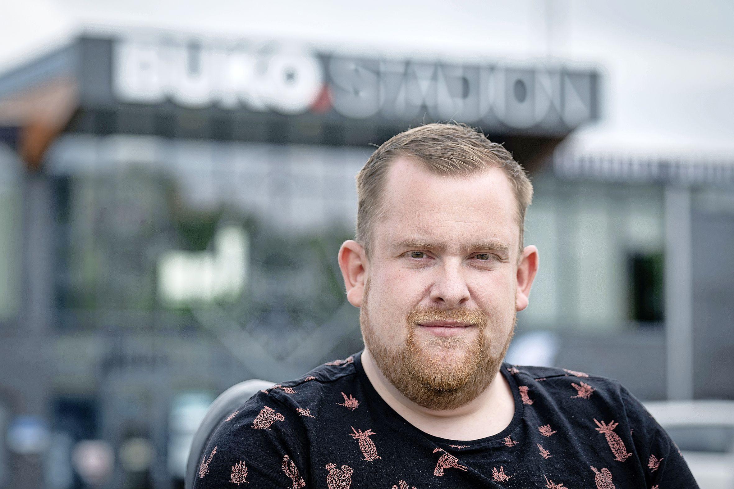 'Vreemde eend in de bijt' Dennis Bliek gaat Telstar na meer dan tien jaar verlaten: 'Ik kan me niet voorstellen dat ik de club los kan laten'