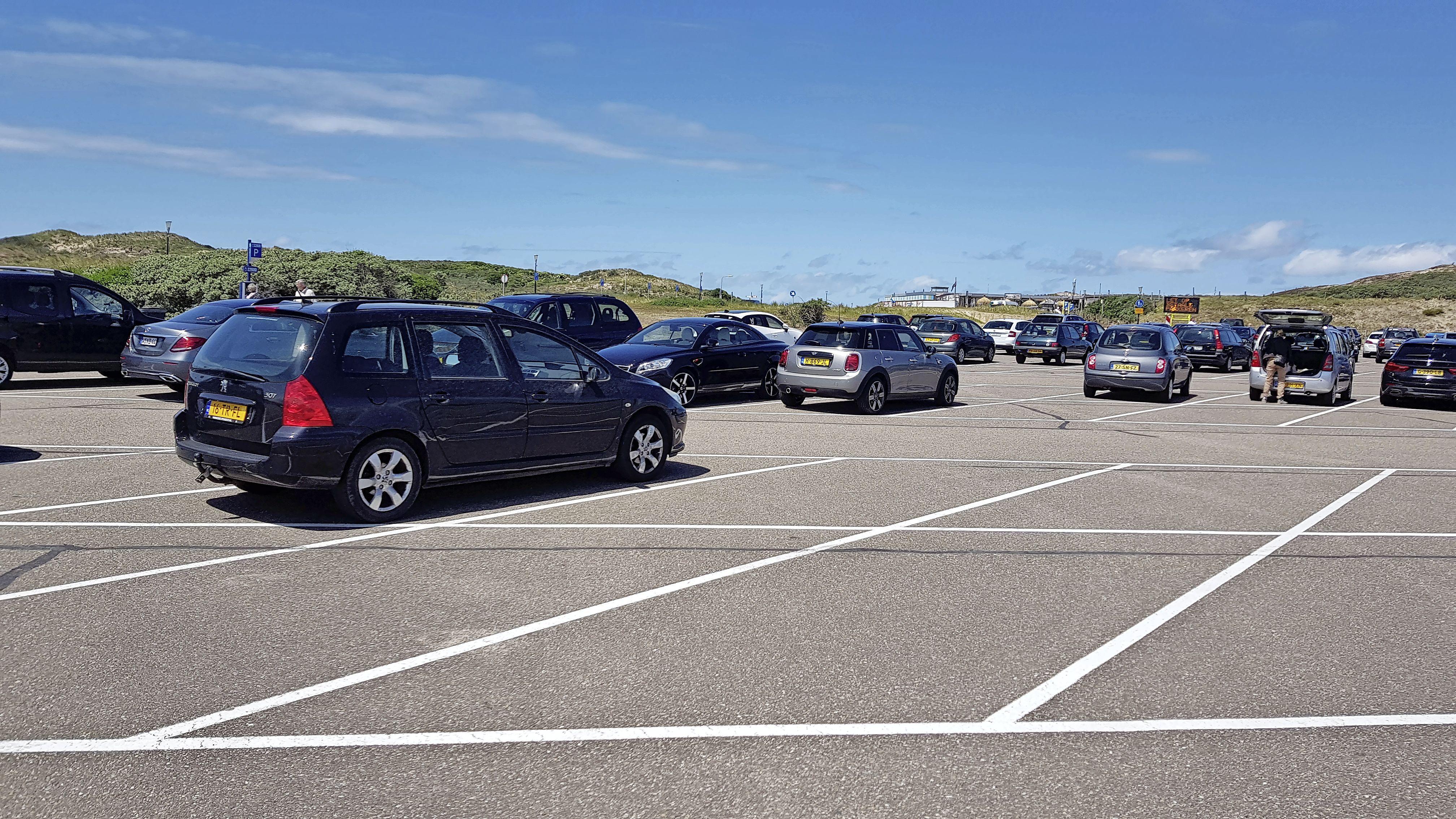 Subsidieaanvraag Noordwijk voor zonnepark op parkeerterrein aan de Langevelderslag